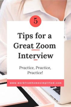 Do you know where to look during a Skype or video conference call interview? These tips for a great Zoom or Skype interview answer that question and more. Skype Interview, Interview Questions And Answers, Job Interview Preparation, Job Interview Tips, Teacher Interviews, Phone Interviews, Virtual Jobs, Job Search Tips, Career Advice