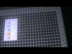 Multitouch table in combination with kinect to create augmented reality applications.