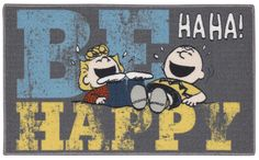 Peanuts Doormat