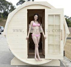 Girl in a barrel sauna Barrel Sauna, Dresses, Fashion, Vestidos, Moda, Fashion Styles, Dress, Fashion Illustrations, Gown