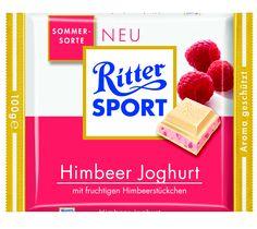 RITTER SPORT Himbeer Joghurt (2008)