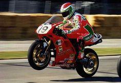 Fast Freddie … by Ferracci Freddie Spencer, Fast by Ferracci-Ducati 916SP, 1995…