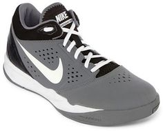 e342490f4a9a Nike® Zoom Attero Nubuck Mens Basketball Shoes - JCPenney Nike Shoes Cheap