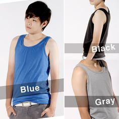 Tank Top Style Chest Binder
