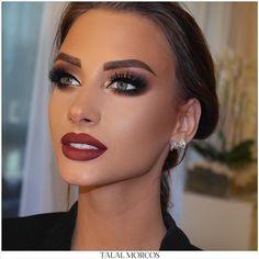 "1,592 Likes, 11 Comments - Talal Morcos / طلال مرقص (@talalmorcos) on Instagram: ""The showstopper  #talalmorcos #mua #makeup #2018 #workshop #dubai #masterclass #egypt"""