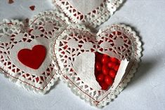 30+ Fabulous ideas for Homemade Valentines... several with free printables!!