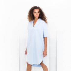 HDH Ice Blue Casey Dress 1
