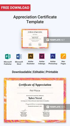 Blank Certificates Templates Free Download Inspiration Free Graduation Gift Certificate  Gift Certificate Template Gift .