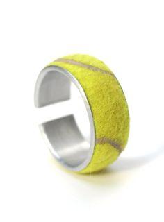 Recycle old tennis balls... couldn't get any images to pin the actual website, but there is a link at this page..