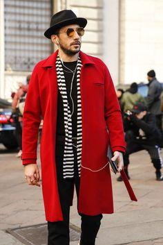 Street Fashion Milan N266, 2017