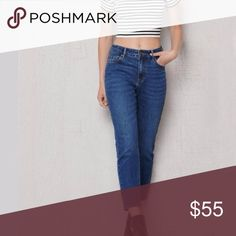 PacSun Dark Rinse Frisby Retro High Rise Mom Jeans Brand: PacSun Size: 28 Color: Dark Rinse  This item is brand new with tags. PacSun Jeans