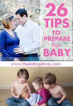Preparing for baby! SUCH great tips! www.TheDatingDivas.com #preparingforbaby #motherhood #babyhelp