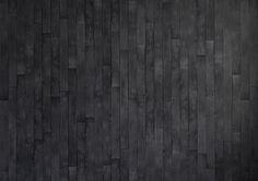 Charred Cedar Wallpaper by Flavor Paper