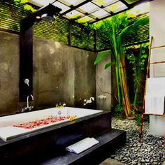 Outdoor Bathroom Designs That You Gonna Love - bathrooms | Pinterest ...