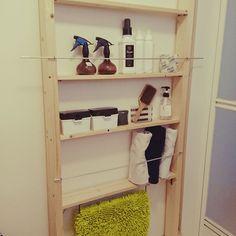 Bathroom/ダイソー/100均/DIY/洗剤/未完成...などのインテリア実例 - 2016-01-19 07:30:47