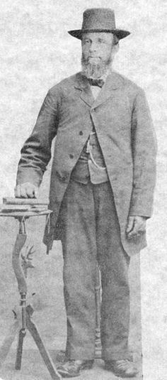 James H. Timberlake (March 22, 1846 – February 21, 1891) was an American law enforcement officer who served as a deputy US marshal for the Western District of Missouri. Timberlake is best known for being the chief enforcer and investigator against the James-Younger Gang, beginning in the 1870s, which culminated in the death of the outlaw Jesse James on April 3, 1882, at the hands of Robert Ford. He died from an opioid overdose of morphine, prompted by his insomnia, on February 21, 1891.
