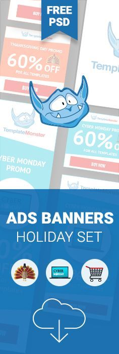 Download for FREE PSD Ads Banners for Sale Campaigns: http://blog.templatemonster.com/2015/11/16/free-banners-ads-set-holiday-edition/?utm_source=pinterest&utm_medium=timeline&utm_campaign=salepsd #adwords #facebook #thanksgivingday #cybermonday #blackfriday