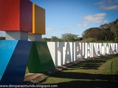 Itaipu Binacional-Foz do Iguaçu