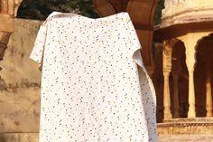 'Cross Love' hand printed Khadi Cotton available through Soda + Stitch / Style Revolutionary Cross Love, Revolutionaries, Soda, Short Sleeve Dresses, Times, Stitch, Printed, Fabric, Cotton