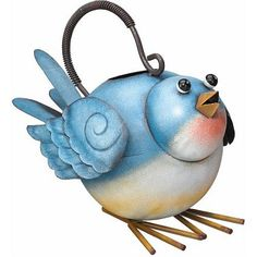 bluebird watering can