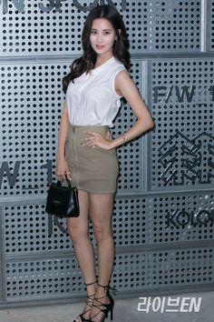 SNSD's SeoHyun at Kolon Sport & K+'s Event