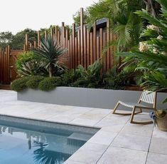 Having a pool sounds awesome especially if you are working with the best backyard pool landscaping ideas there is. How you design a proper backyard with a pool matters. Outdoor Areas, Outdoor Pool, Outdoor Decor, Indoor Outdoor Living, Backyard Fences, Backyard Landscaping, Backyard Ideas, Landscaping Ideas, Pool Backyard