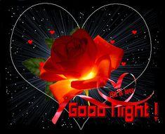 Free Online Image Editor Good Night Quotes Images, Good Night Love Images, Good Night Gif, Good Night Messages, Good Night Wishes, Good Night Sweet Dreams, Night Time, Romantic Gif, Black Rose Tattoos