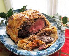 Beef Wellington (Boeuf en Croute) by @Karen S Booth