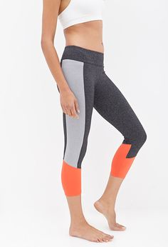 im usually not all about cropped leggings or work out pants, but these are pretty cute? -Alexandra