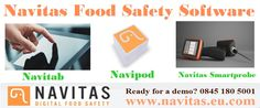 Navitas offers Navitab, Navipod, Smartprobe and Software for food safety management. For more details visit our official website: http://www.navitas.eu.com