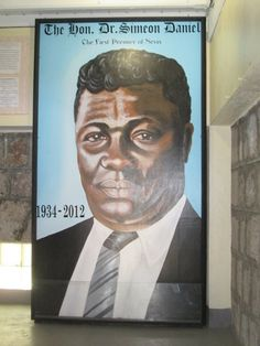 Painting at the Nevis Public Library West Indies, Public, Painting, Fictional Characters, Art, Art Background, Painting Art, Kunst, Paintings