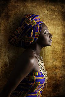Corner of a Malagueño: JOANA CHOUMALI -1974, Ivorian photographer. Images with beauty, expression and color.