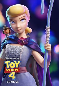 Toy Story 4 – Poster In the animated film sequel Toy Story Pixar sends his heroes Woody and Buzz Lightyear in search of a missing new toy. Disney Pixar, Walt Disney, Disney Toys, Disney Magic, Disney Art, Toy Story Movie, New Toy Story, Movie Tv, Buzz Lightyear