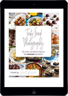 Tips for food photography, specifically how to take great pour shots of dressings, sauces, and other actions while cooking. Book Photography, Photography Tutorials, Food Photography Styling, Pinterest Photography, Photography Training, Product Photography, Photography Lessons, Creative Photography, Portrait Photography