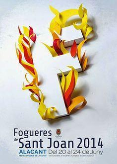 GENTE DE ALICANTE: Programa de actos Hogueras de Alicante 2014
