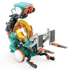The mechanical coding wheel is the heart of the MECH 5 Mechanical Coding Robot. This mission based, entry level mechanical coding robot is loaded with lively STEM learning. Stem Learning, Learning Toys, Science Kits, Problem Solving Skills, Disney Christmas, Coding, Kids Toys, Robot, Tech