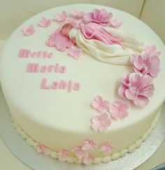 Fondant Cakes, Cupcake Cakes, Baby Birthday, Birthday Cake, Paw Patrol Cake Toppers, Shabby Chic Cakes, Baby Girl Cakes, Novelty Cakes, Baby Shower Cakes