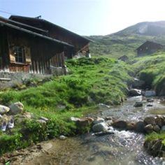 Ferienhaus am Bachbei Sedrun und Disentis