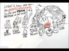 Alphachimp Studio - The History of Graphic Facilitation: Telling stories and making pictures! #storytelling