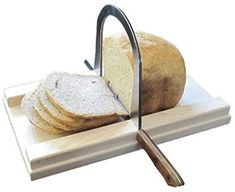 Are you looking to purchase the best affordable bread loaf slicer?It is not easy to choose the best bread loaf slicer and it takes time to f How To Make Sandwich, How To Make Bread, Best Electric Pressure Cooker, Candy Making Supplies, Bread Board, Fresh Bread, Slice Of Bread, Brushed Stainless Steel, Bread Baking