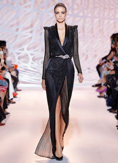 zuhair murad Haute couture fall winter 2015 collection