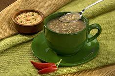 caldinho de feijão, copa, petisco, aperitivo, comida brasileira