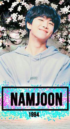 #Namjoon #BTS #BTSwallpapers #fondos RM