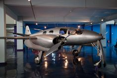 Hirsch H.100: Experimental French airplane designed to test gust suppression : WeirdWings