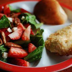 Crispy+Baked+Chicken+Tenders