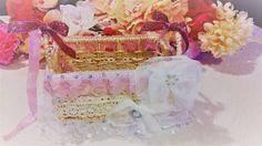 Decorative Pink Basket Box Storage Basket Princess Pink Decor Girls Nursery Decor Baby Gift Baby Shower GiftLace Box Basket White Flower by on Etsy Box Storage, Storage Baskets, Girl Nursery, Nursery Decor, Rooms Home Decor, Baby Girl Gifts, White Flowers, Baby Shower Gifts, Shabby Chic