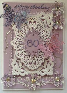 Sue Wilson dies birthday card