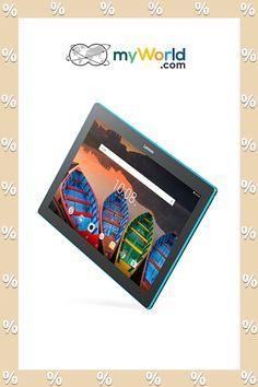 Mega Deal!!! Bestelle Dir jetzt das Lenovo TB-X103F Tablet mit 16 GB online 😍👉 bit.ly/pin_lenovo_at