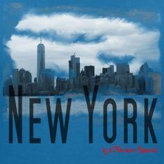New York Classic Style - by L'Horizon Apparel - Frauen Bio-T-Shirt mit V-Ausschnitt von Stanley