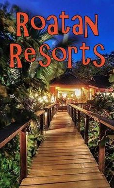 The best Roatan resorts. Check out which ones we've picked as the best of all, especially for diving and snorkeling. Roatan Honduras Resorts, Honduras Travel, Alberta Canada, Places To Travel, Places To Go, Travel Destinations, Bolivia, Uganda, Jamaica